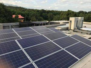 Eyekandi Solar Rooftop System