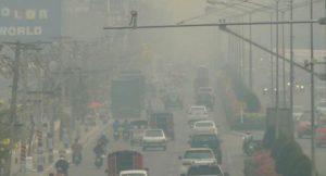 chiang mai city smog