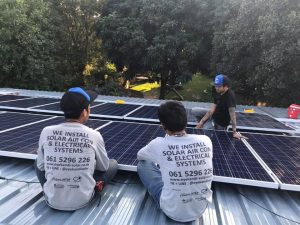 Eyekandi Solar Installation in Chiang Mai