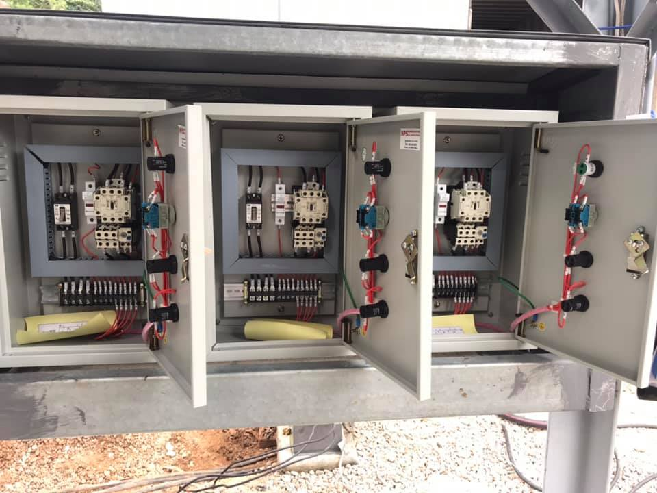 Eyekandi Solar electrical systems in Thailand Boxes